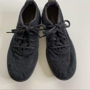 Allbirds Wool Runners Slate Grey Washable Sneaker